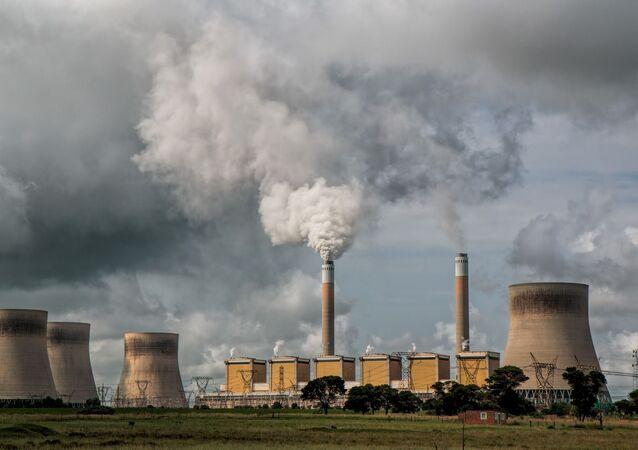 Une station d'électricité (image d'illustration)