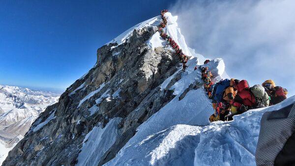 Everest: mortelle ascension - Sputnik France