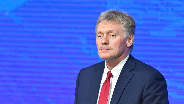 Dmitri Peskov - Sputnik France
