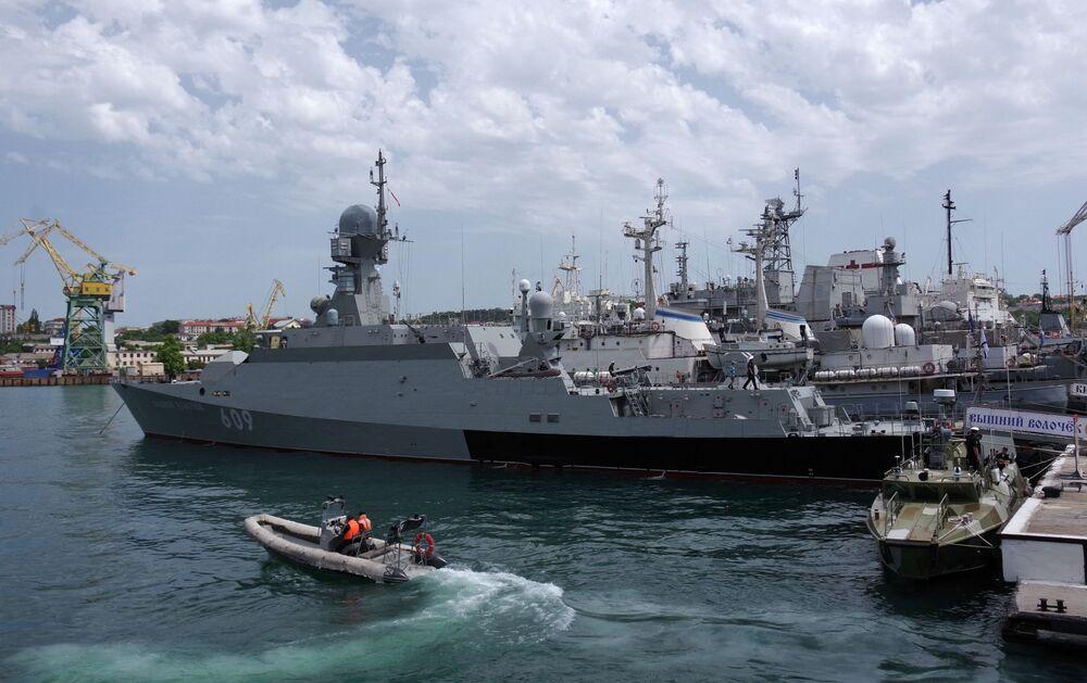 Salon de la marine de guerre de Sébastopol