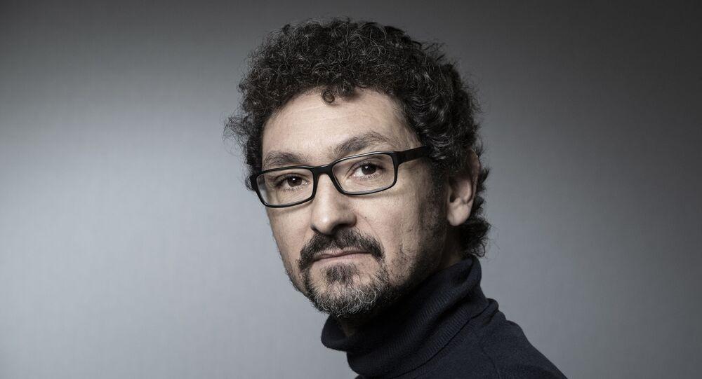 Ecrivain français David Foenkinos