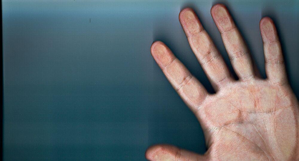 Finger scan