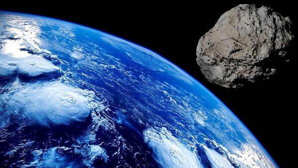 Asteroid  - Sputnik France