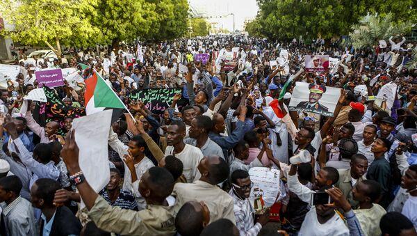 manifestation au Soudan, 31 mai 2019 - Sputnik France