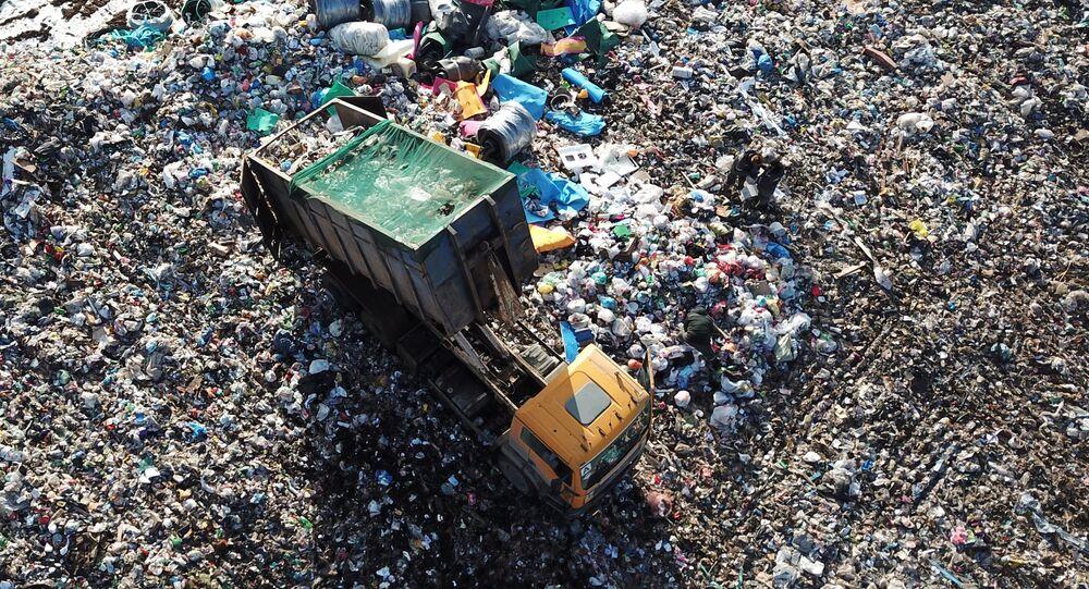 Des déchets, image d'illustration