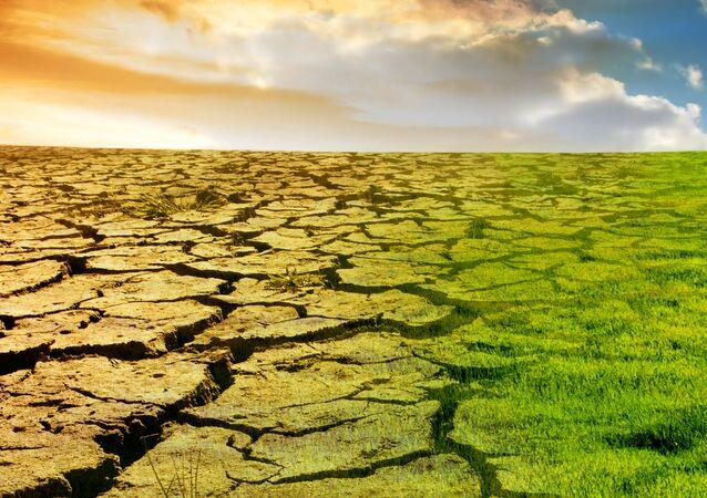 Réchauffement climatique (image d'illustration)