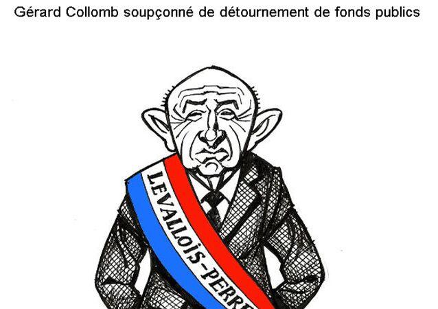 Gérard Collomb soupçonné de détournement de fonds publics
