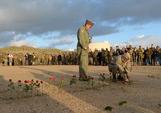 Commémorations du Débarquement en Normandie