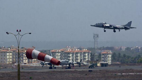 La base aérienne indienne INS Hansa à Goa (archive photo) - Sputnik France