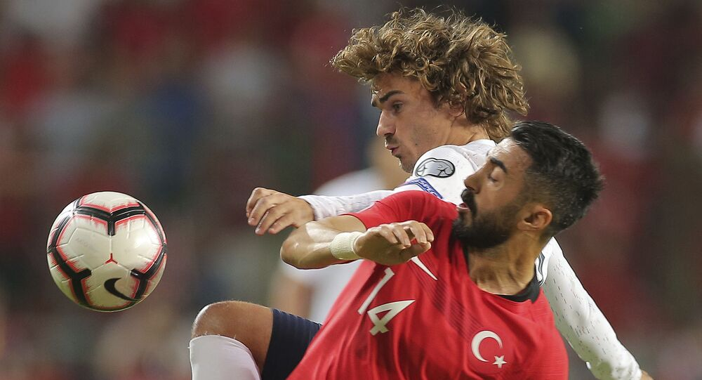La 3e journée des éliminatoires de l'Euro 2020 entre la Turquie et la France