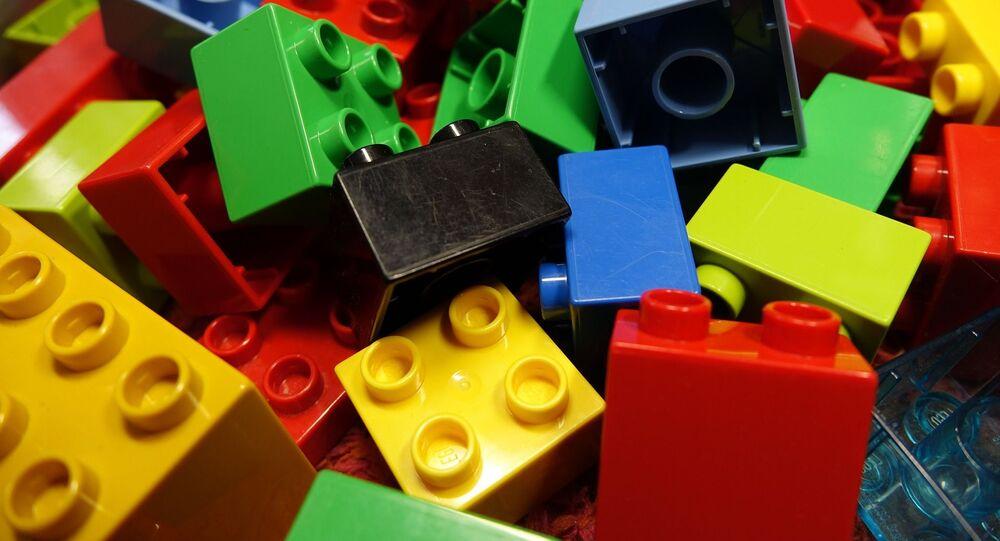 Des briques lego