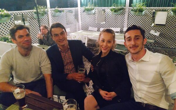 Immersion in Russia: Jérémie, Guilhem, Frédéric et Olga - Sputnik France