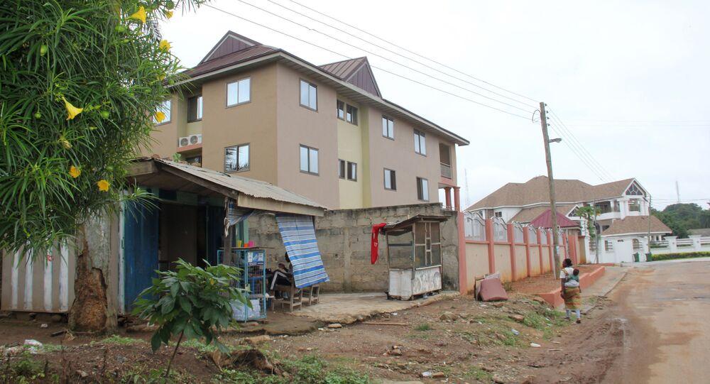 Kumasi, la deuxième ville du Ghana