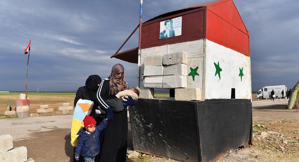 Zone de désescalade d'Idlib