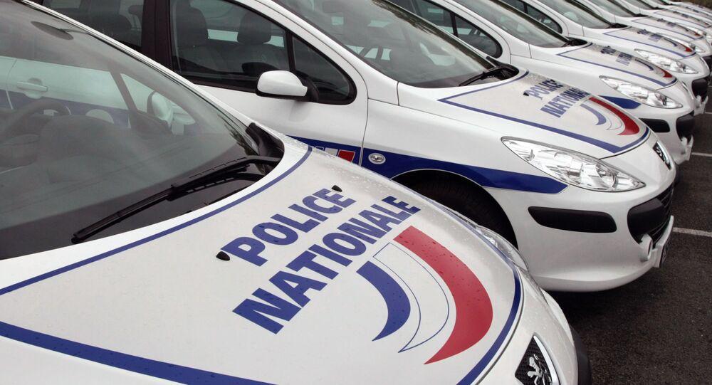 Les voitures de police (image d'illustration)