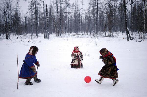 Coupe de la toundra du photographe biélorusse Sergueï Gapon, finaliste dans la catégorie Inspiration, photo unique. - Sputnik France