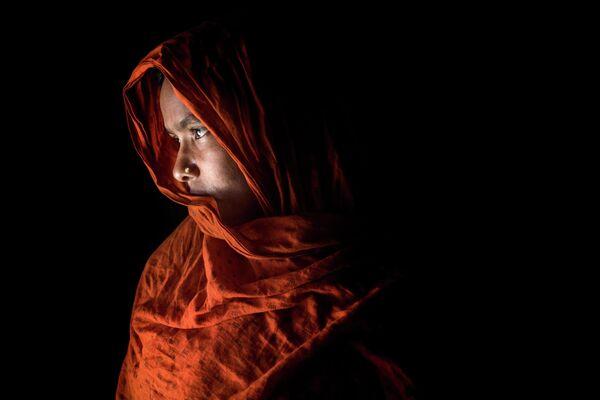 Histoire d'un tourment du photographe bengali Mushfiqul Alam, finaliste dans la catégorie Portrait, un héros de notre temps, série de photos. - Sputnik France