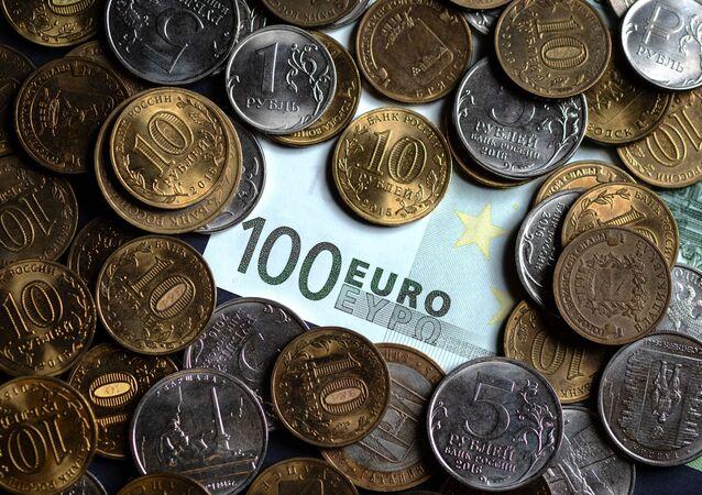 Des rubles et des euros