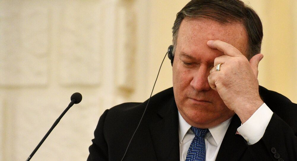 Mike Pompeo (phot d'archives)