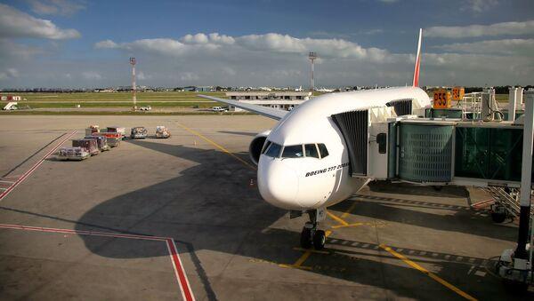 Tunis-Carthage International Airport | Aéroport International de Tunis-Carthage  - Sputnik France