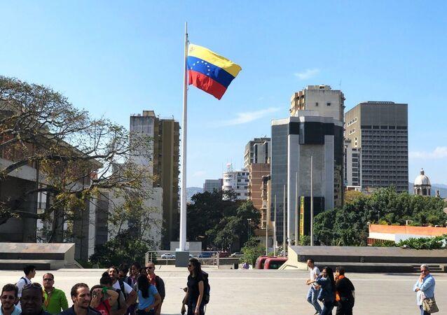 Une rue de Caracas