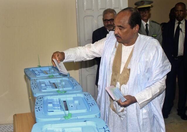 président Mauritanien Abdel Aziz