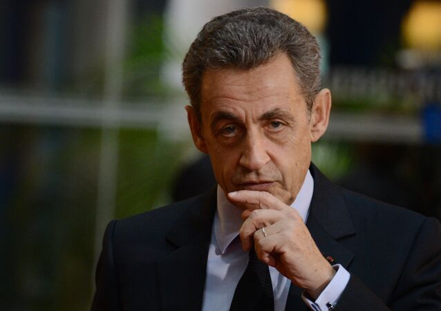 Nicolas Sarkozy, archives