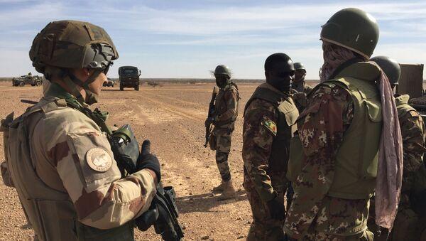 Mali, opération Barkhane - Sputnik France