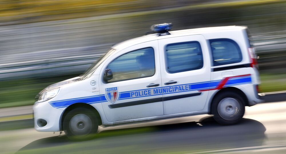 Police municipale française