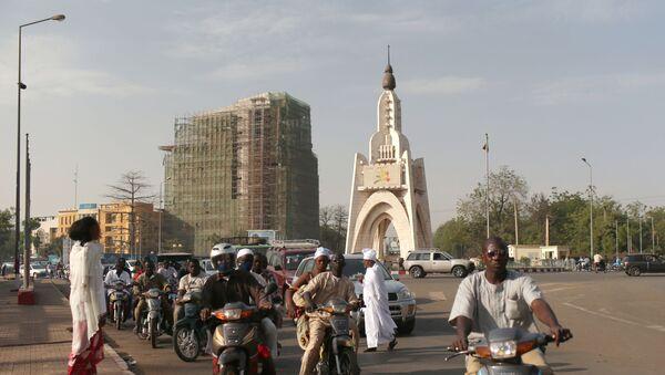 Мали. Город Бамако - Sputnik France