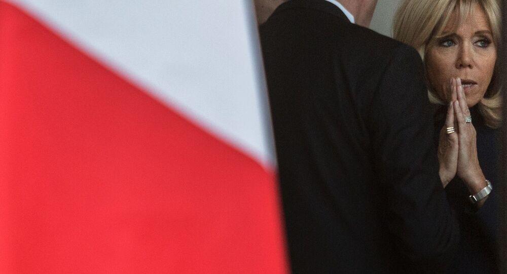 Brigitte Macron, archives