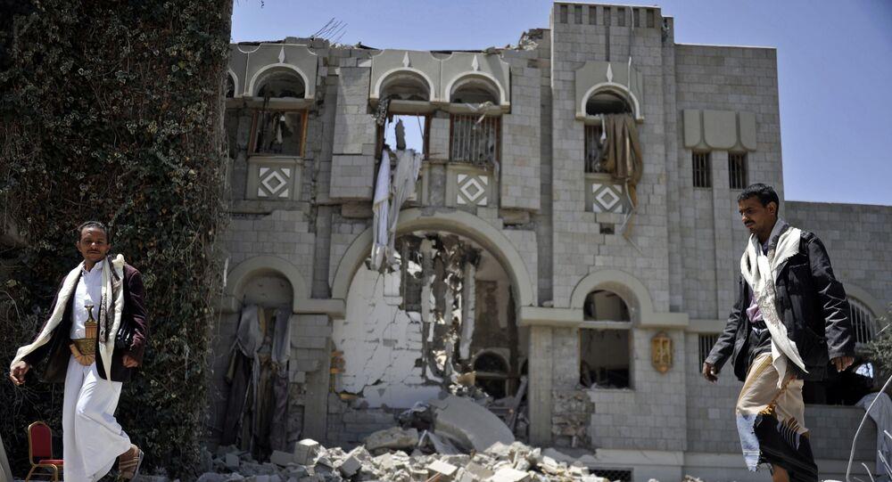 Situation au Yémen (image d'illustration)