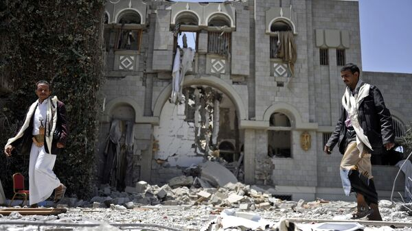 Situation au Yémen  - Sputnik France