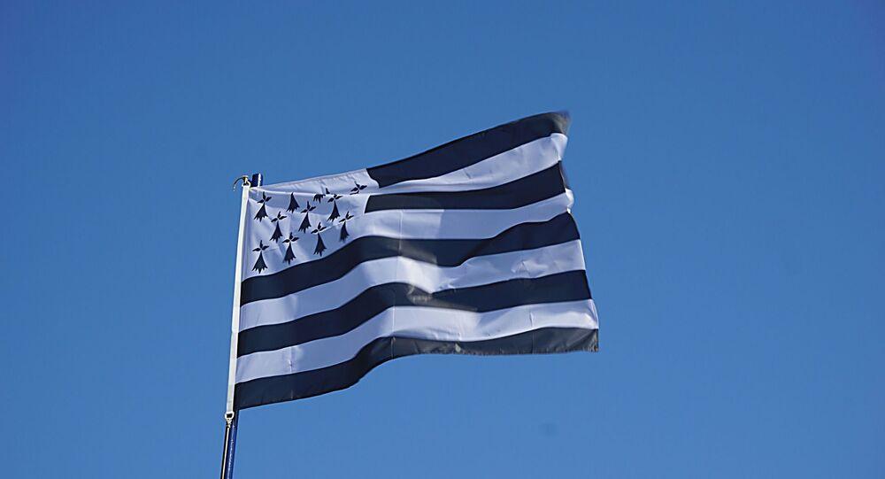 Le drapeau breton