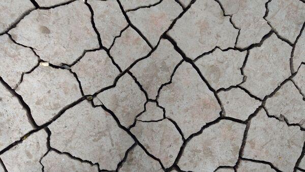 Fissures du sol / image d'illustration - Sputnik France