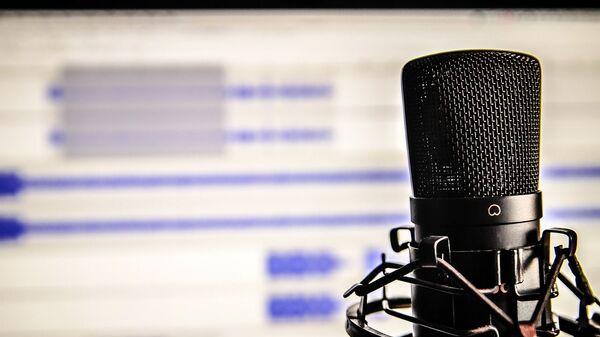 Микрофон - Sputnik France