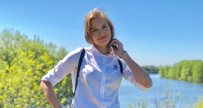 Nadezhda Smirnova dans la vie quotidienne