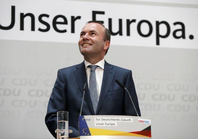 Manfred Weber