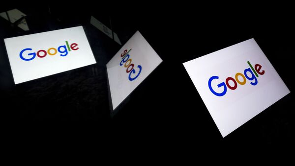 Google Internet интернет - Sputnik France