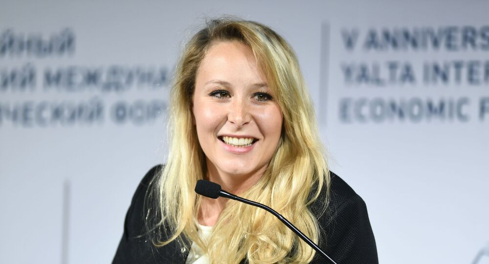 Marion Maréchal-Le Pen, archives