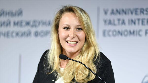 Marion Maréchal-Le Pen - Sputnik France