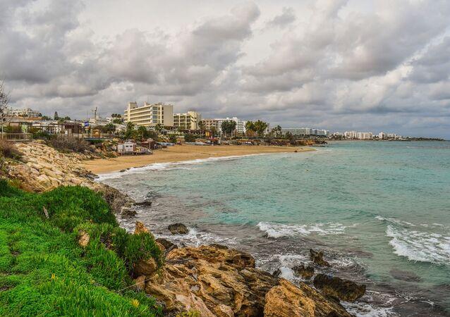 Protaras, Chypre