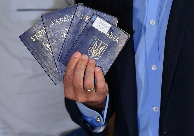 Libération de quatre prisonniers de guerre ukrainiens