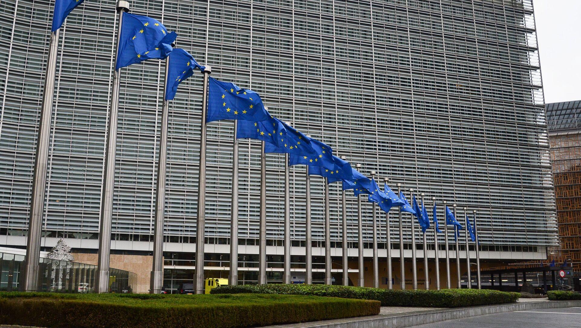 La Commission européenne - Sputnik France, 1920, 30.08.2021