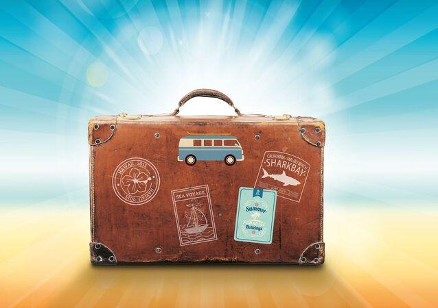 Une valise (image d'illustration)