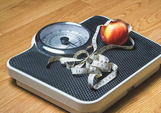 perte de poids, image d'illustration
