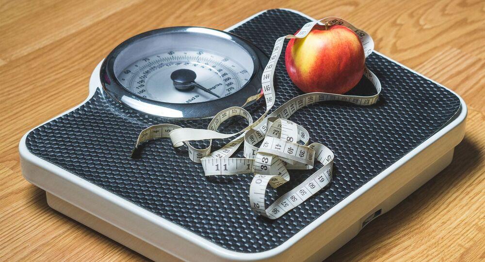 la perte de poids, image d'illustration