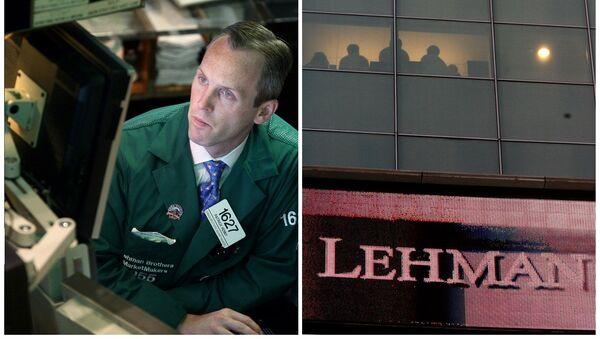 Lehman Brothers - Sputnik France
