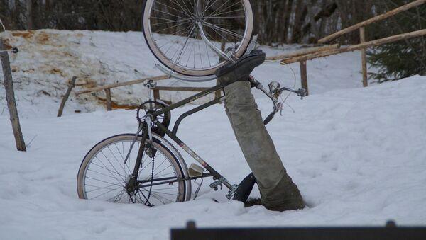 chute de vélo - Sputnik France