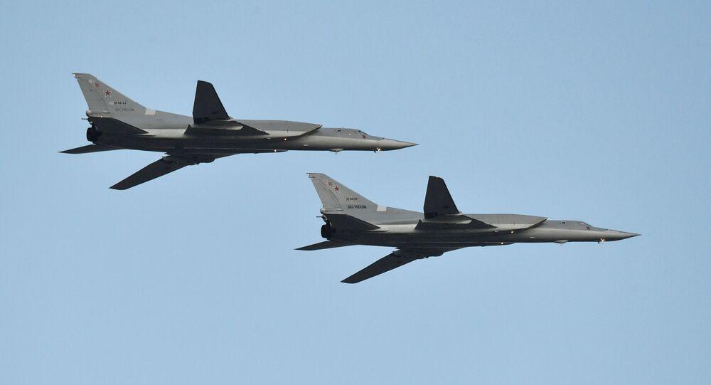 Les Tu-22M3, image d'illustration
